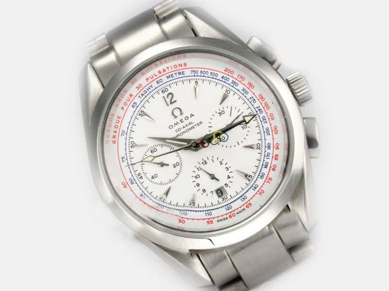 Replica Omega watch Global Master Annual Calendar